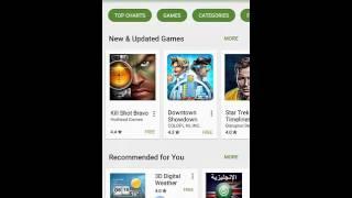 كيفية إعادة تنصيب التطبيقات والألعاب التي سبق حذفها على الأندرويد - أخبار ترايدنت التقنية