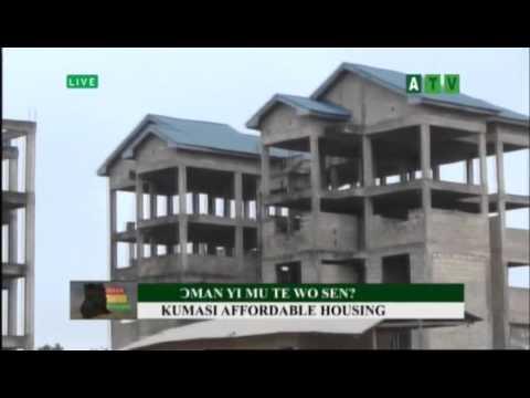 Kumasi Affordable Houses