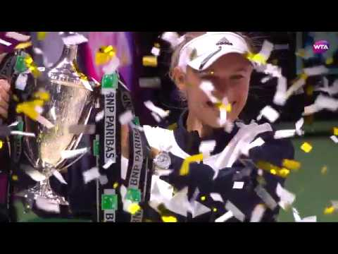 My Performance | Caroline Wozniacki defeats Venus Williams | 2017 WTA Finals Singapore