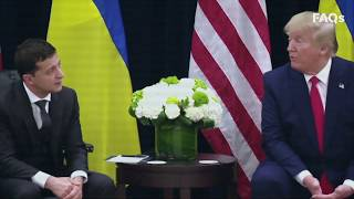 The Story Behind President Trump's Now Infamous Ukraine Call