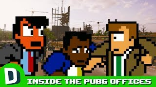 What's Probably Happening At the PUBG Headquarters