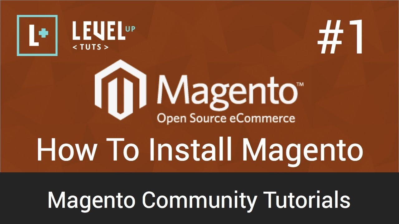 d488ee0af8d Magento Community Tutorials  1 - How To Install Magento - YouTube
