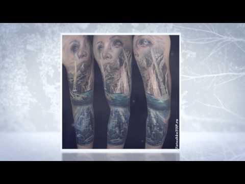 Татуировки на руке. Сборник