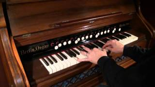 """Friendship"" - New Composition for Reed Organ by Rodney Jantzi - Berlin Reed Organ"