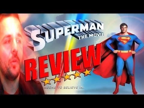 SUPERMAN  (1978) - Richard Donner - Crítica (Review) de John Doe - Christopher Reeve