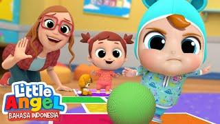 Yuk Kita Bermain di Sekolah! | Kartun Anak | Little Angel Bahasa Indonesia
