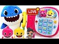 PinkyPopTOY Live Streaming