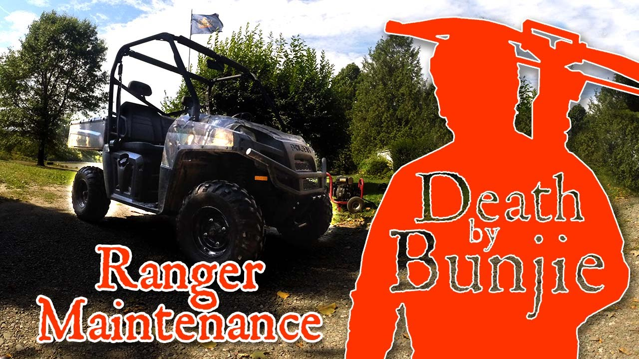 how to change trnsmission oil on a ranger 2011