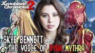 Xelade Chronicles 2 - Skye Bennett talks Pyra and Mythra
