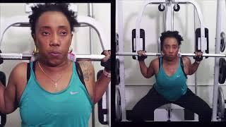 TrainHer Fitness Promo