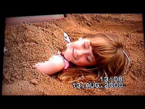 Iz buried in sand 2000