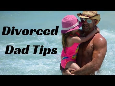 What Are The Best Divorced Dad Parenting Tips?