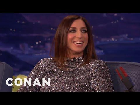 Chelsea Peretti Encouraged Donald Trump's Presidential Run  - CONAN on TBS