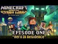 "Minecraft: Story Mode (Season Two) - Let's Play - Episode 1: ""Hero In Residence"" (FULL EPISODE)"