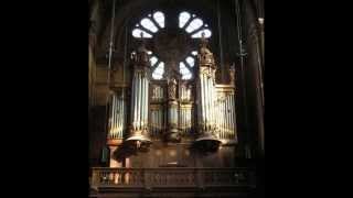 Le tombeau de Couperin (IV. Rigaudon) M. Ravel. Duo Concertante a quattro. Organ transcription.
