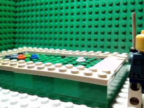 lego pool game (an allspark production)