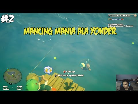 [YONDER THE CLOUD CATCHER CHRONICLE #2] MANCING MANIA!!