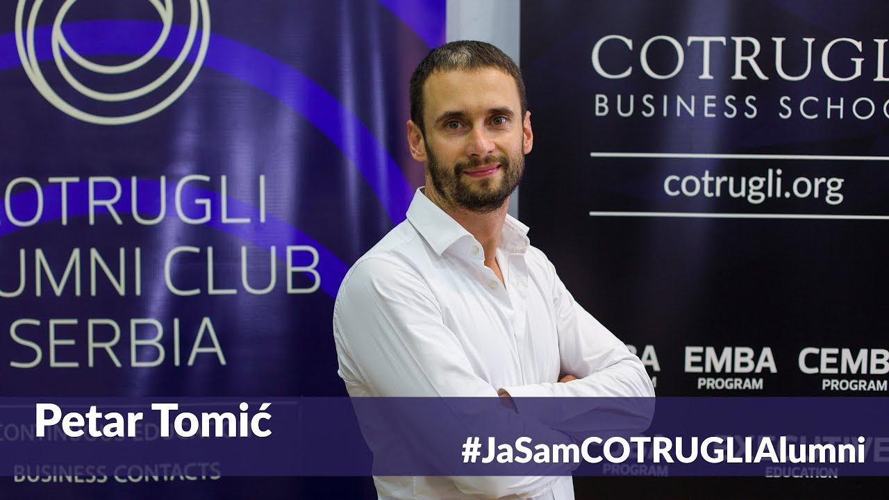 #JaSamCOTRUGLIAlumni: Petar Tomić