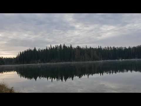 Jade Lake In Saskatchewan