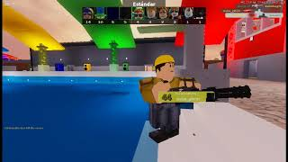 playing a game of roblox :D