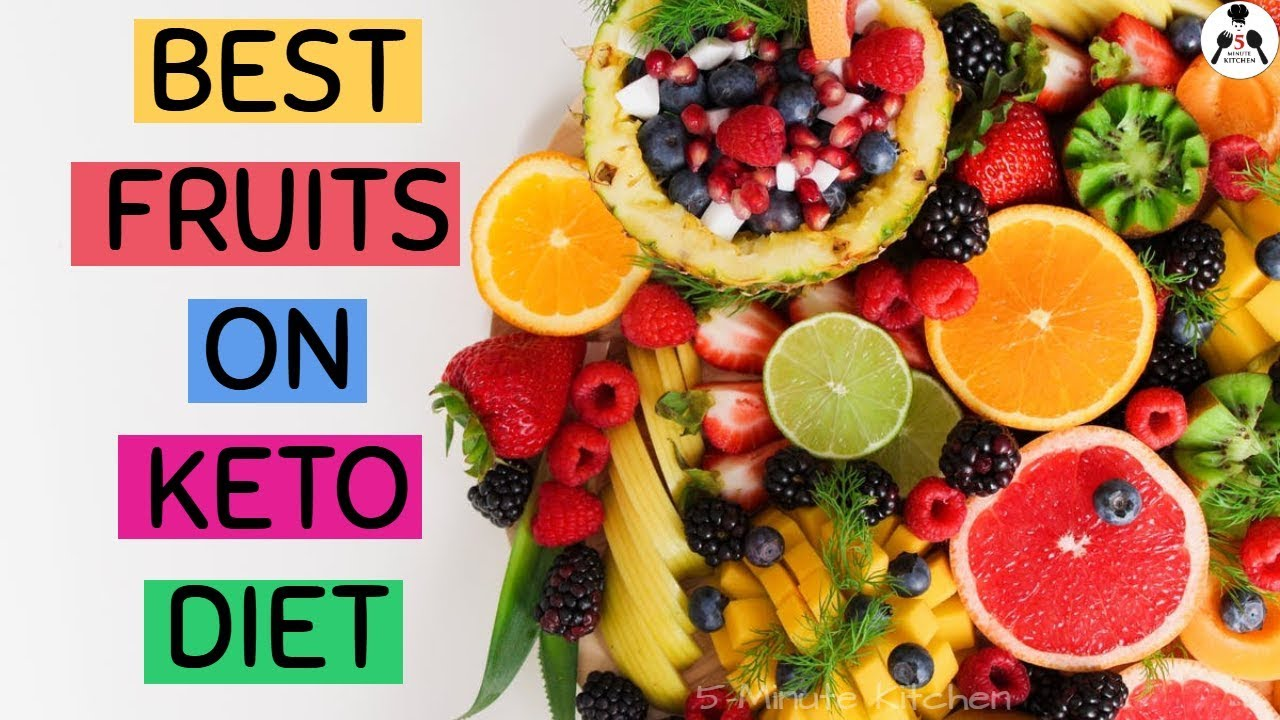 what fruits on keto diet
