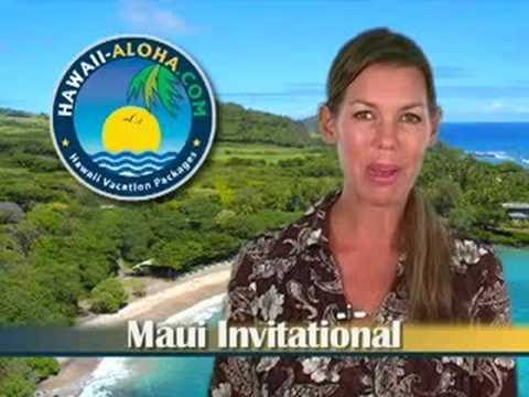Hawaii: Superferry & Maui Invitational