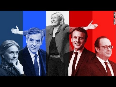 French Election (4/23/2017) - #002