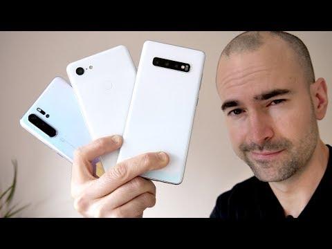 Huawei P30 Pro Vs S10 Plus Vs Pixel 3 XL | Camera Comparison