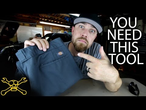 You Need This Tool - Episode 34 | Dickies Original 874 Work Pants