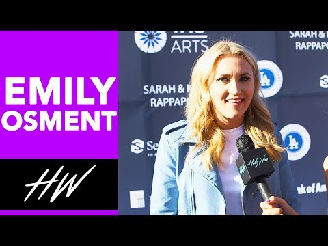 EMILY OSMENT Shares Most HOLLYWOOD Moment and Teases New Music!! | Hollywire Mp3