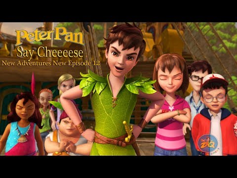 Peter pan Season 2 Episode 12 Say Cheeeese | Cartoon For Kids | Movies
