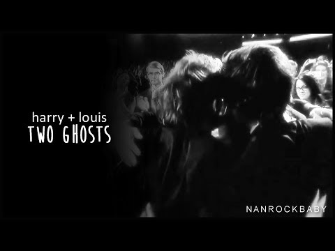 harry + louis | two ghosts
