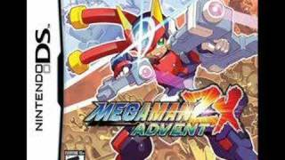 Megaman ZX Advent - Prometheus and Pandora Battle Theme