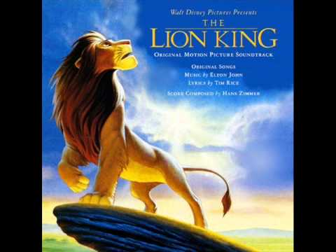 The Lion King OST - 08 - Under the Stars (Score)