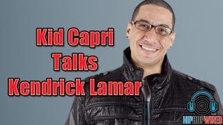 Kid Capri Talks Kendrick Lamar Mp3