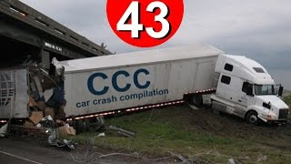 Car Crash Compilation # 43 - 2015 NEW - CCC :)