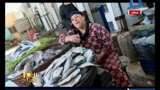 بالفيديو| الإبراشي يعرض تقريرا حول زيادة أسعار الأسماك