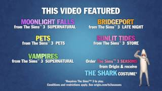 The Sims 3 Seasons - Official Trailer