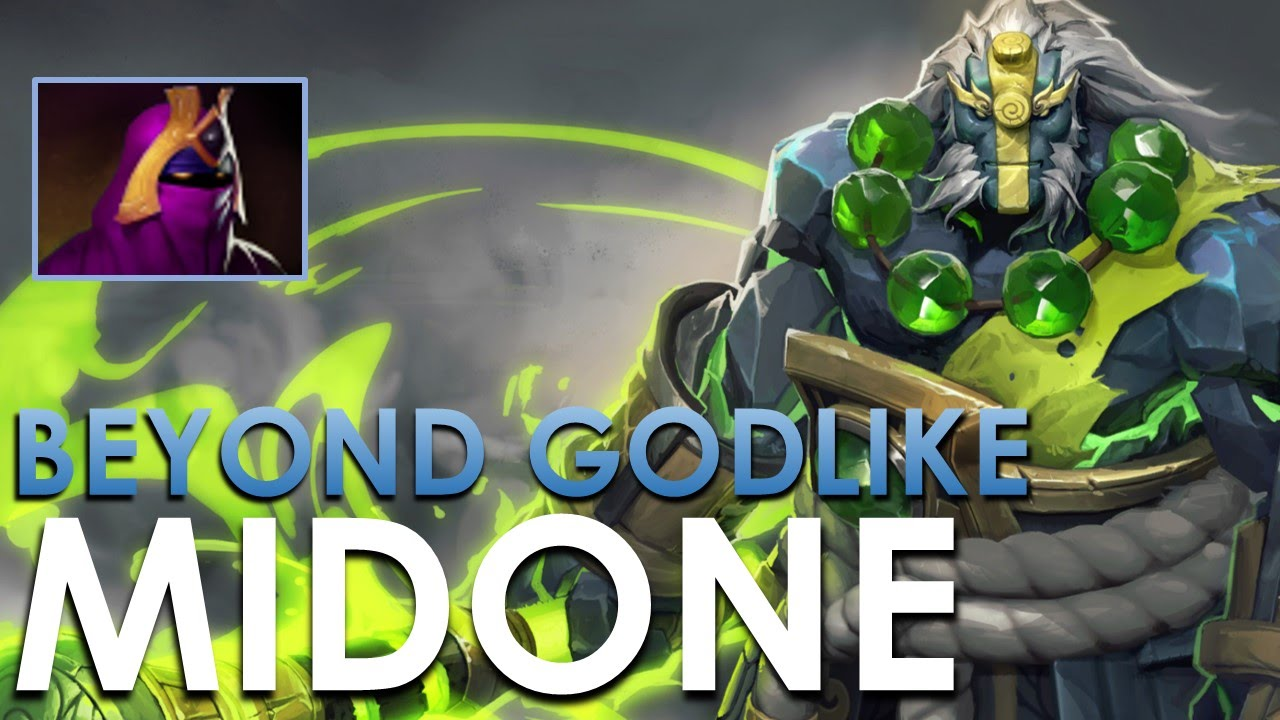 Midone Roaming Earth Spirit Beyond Godlike Daily Dota 2 Highlights 714 YouTube