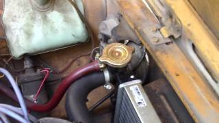Алюмінієвий радіатор на ВАЗ 2101