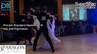 DanceBeat Update! Paragon 2017! Pro Am Standard Winners!