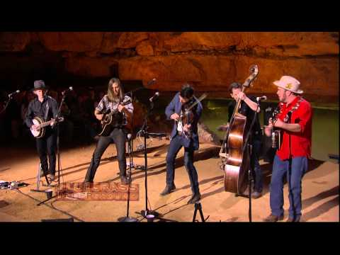 """Old Crow Medicine Show's """"Carry Me Back"""" on BLUEGRASS UNDERGROUND (PBS)"""