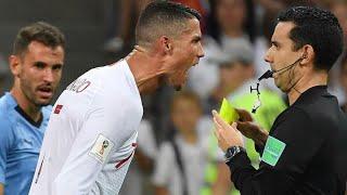 Cristiano Ronaldo - Fights  Angry Moments😡🤬