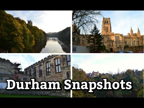 Durham | Autumn Snapshots | A Tour of My University City