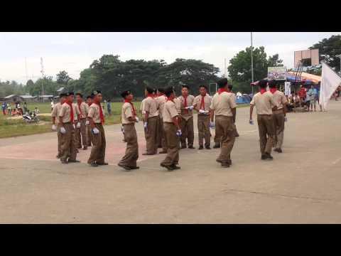 MAC Boy Scouts Jamboree 2014 Champion in Mati City,Philippines
