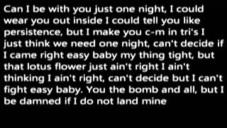 Wale-Lotus Flower Bomb Lyrics feat Miguel thumbnail