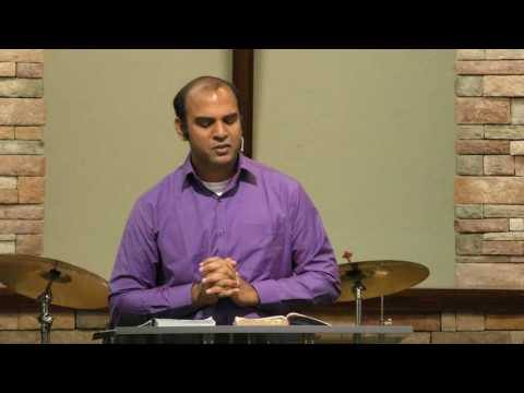 Trust and Obey in the Lord Message by Br Goutham