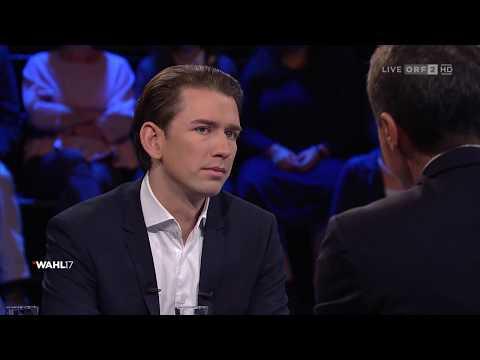 Konfrontation SPÖ - ÖVP  | Wahl 17