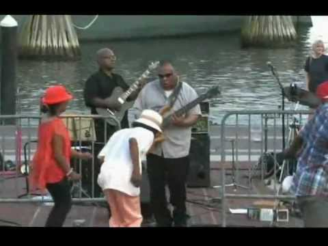 Waterfront Jam, Hot Fun in the Summertime