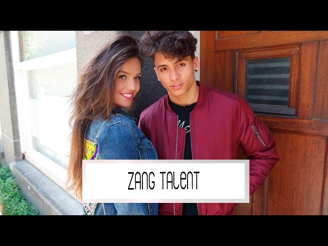 DEN HAAG & ZANG TALENT? | Laura Ponticorvo | VLOG #239